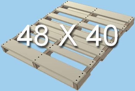 Standard Pallet Size 48X40