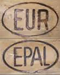 Euro Pallet Supplier for NJ, NY & PA exporters